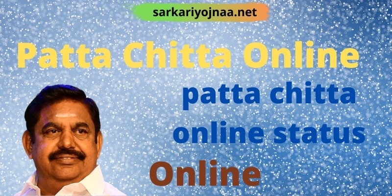 Patta Chitta Online: patta chitta, tnesevai, ecpatta, ec view, patta chitta online status
